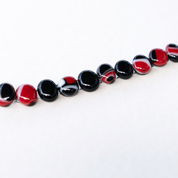 Black Red White | Bracelet