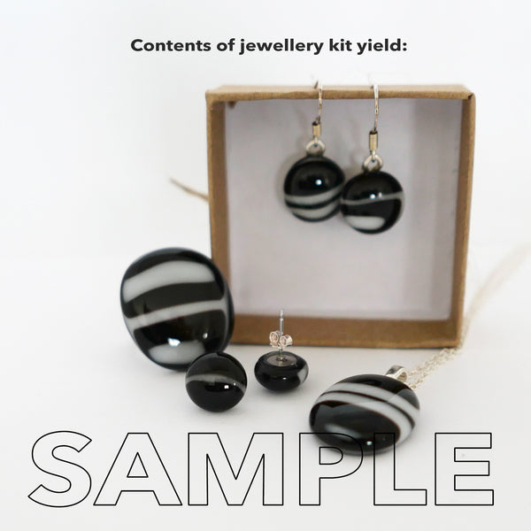 DIY Matching Jewellery Set Kit (various styles/colours)
