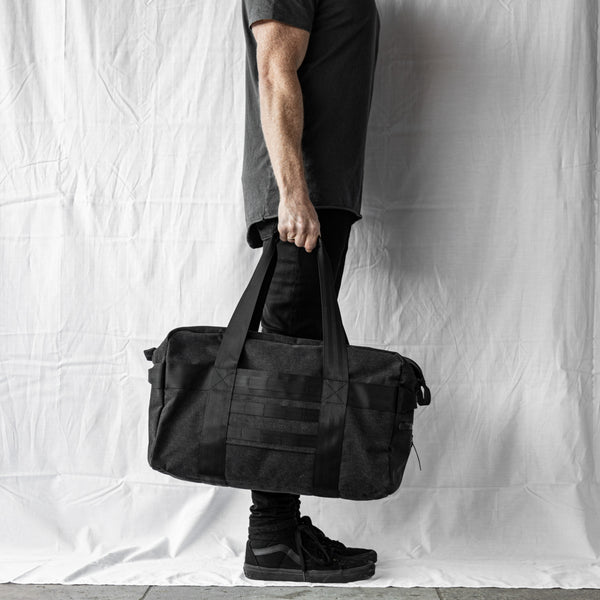 All About The Man - technical weekender_carry