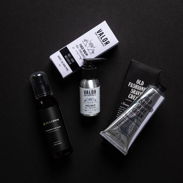 All About The Man - gift pack clean cut