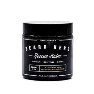 Stag Supply - Beard Balm Hero Rescue - 120ml