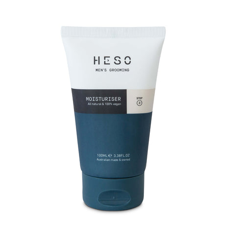 HESO Men's Grooming - Face Moisturiser - 100ml