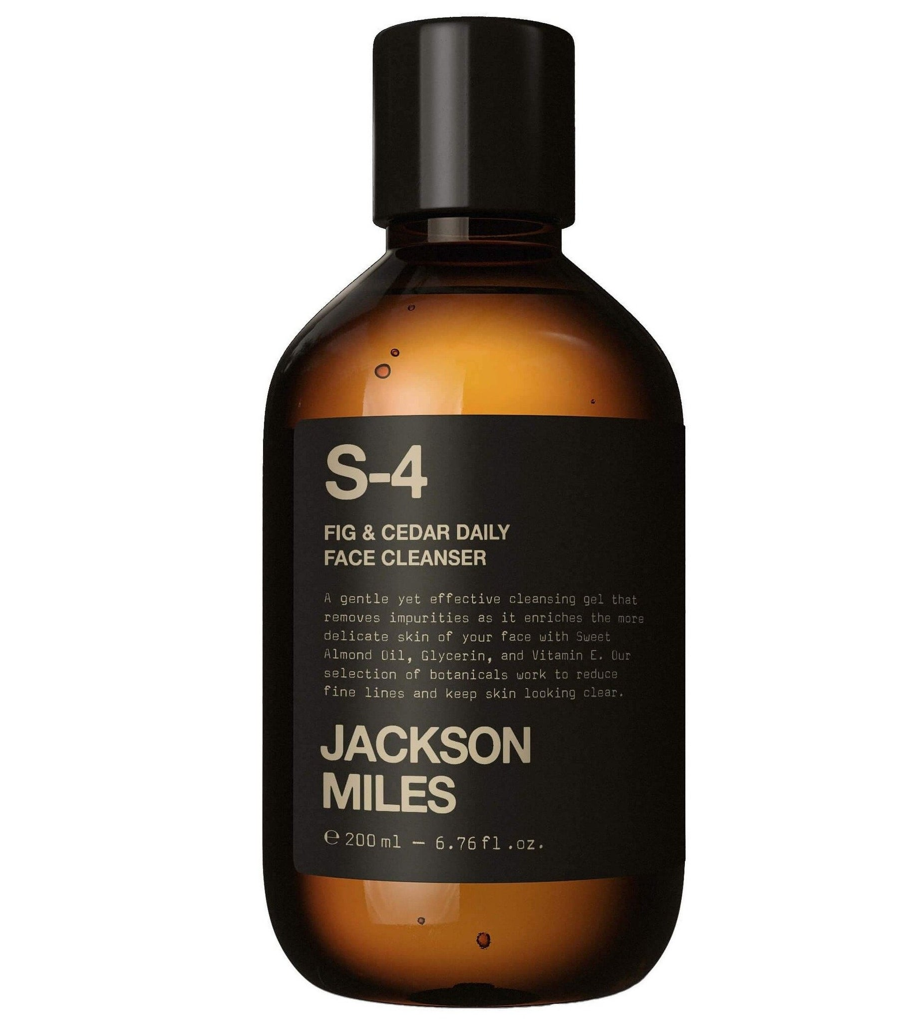 Jackson Miles - Face Cleanser - 200ml