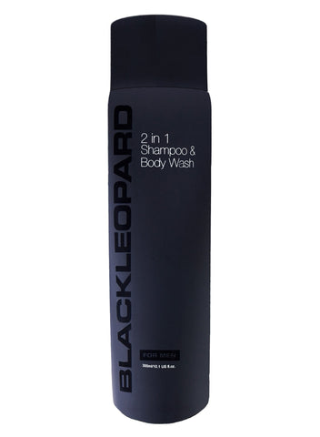 Black Leopard - 2n1 Body Wash - 300ml