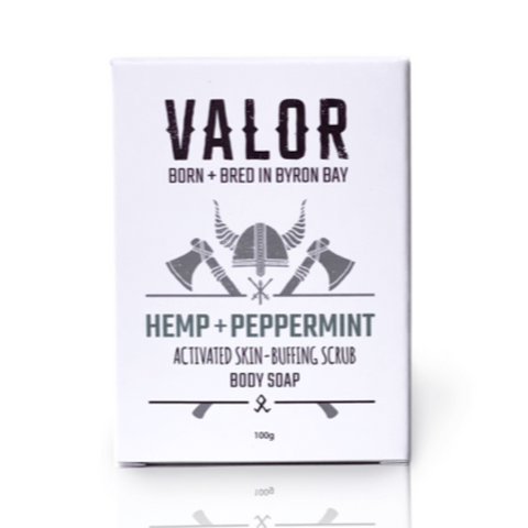 Valor - Workers Body Soap - 100g