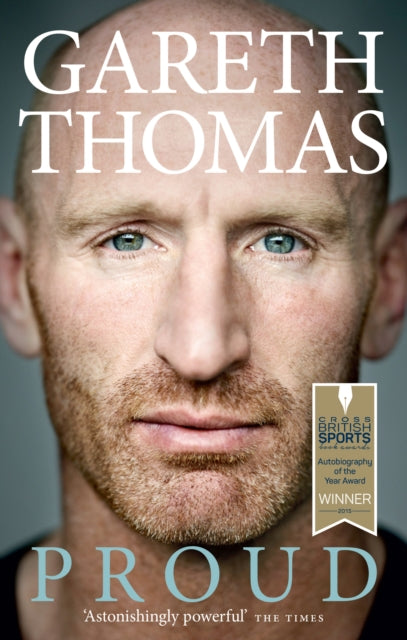 Proud : My Autobiography by Gareth Thomas