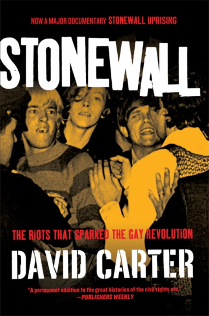 Stonewall by David R Carter