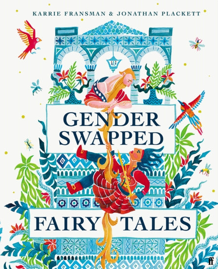 Gender Swapped Fairy Tales by Karrie Fransman
