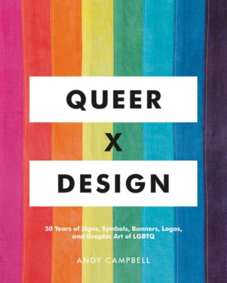 Queer X Design by Andy Campbell