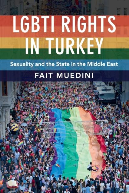 LGBTI Rights in Turkey : Sexuality and the State in the Middle East by Fait Muedini