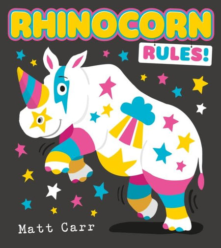 Rhinocorn Rules by Matt Carr