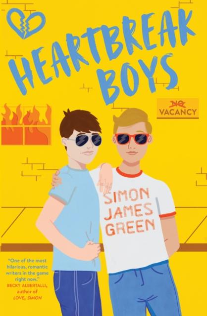 Heartbreak Boys by Simon James Green