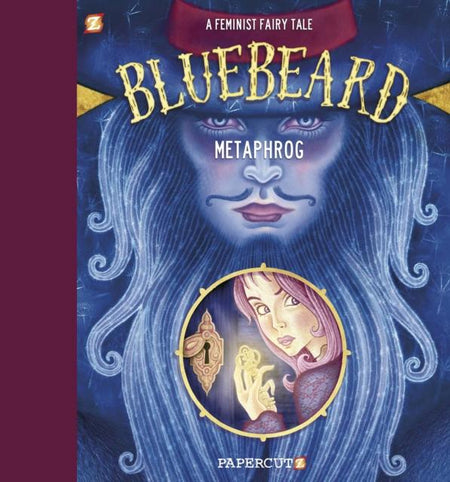 Metaphrog's Bluebeard HC by Metaphrog