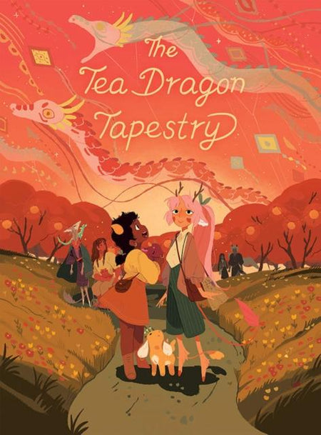 The Tea Dragon Tapestry by Katie O'Neill