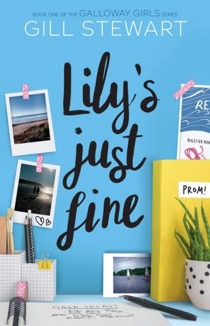 Lily's Just Fine by Gill Stewart