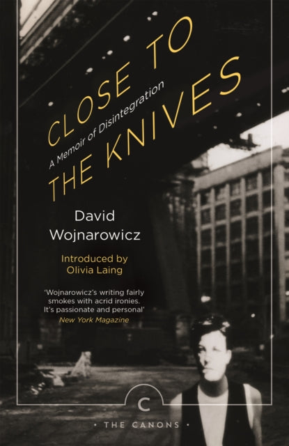 Close to the Knives by David Wojnarowicz