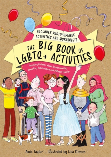 The Big Book of LGBTQ+ Activities