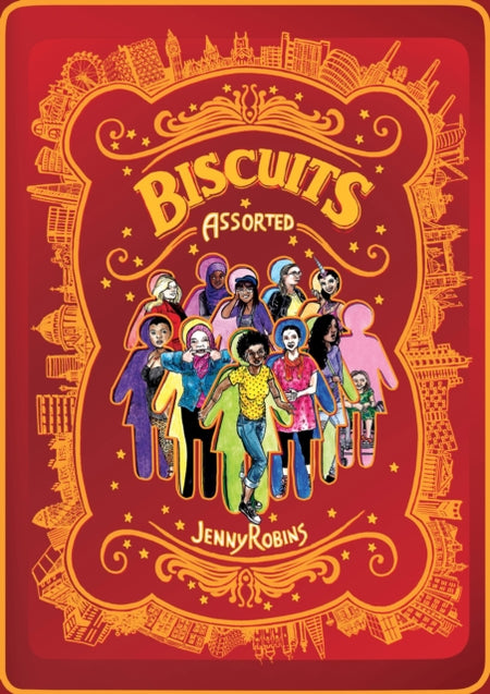 Biscuits : Assorted by Jenny Robins