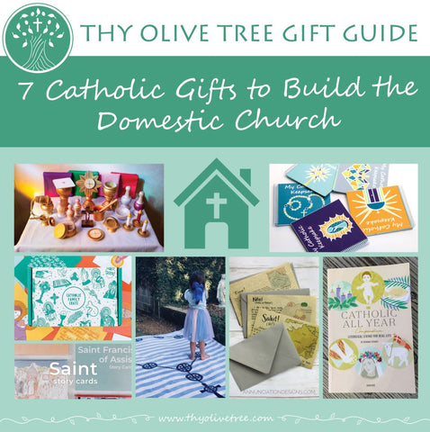 Thy Olive Tree Domestic Church Gift Guide