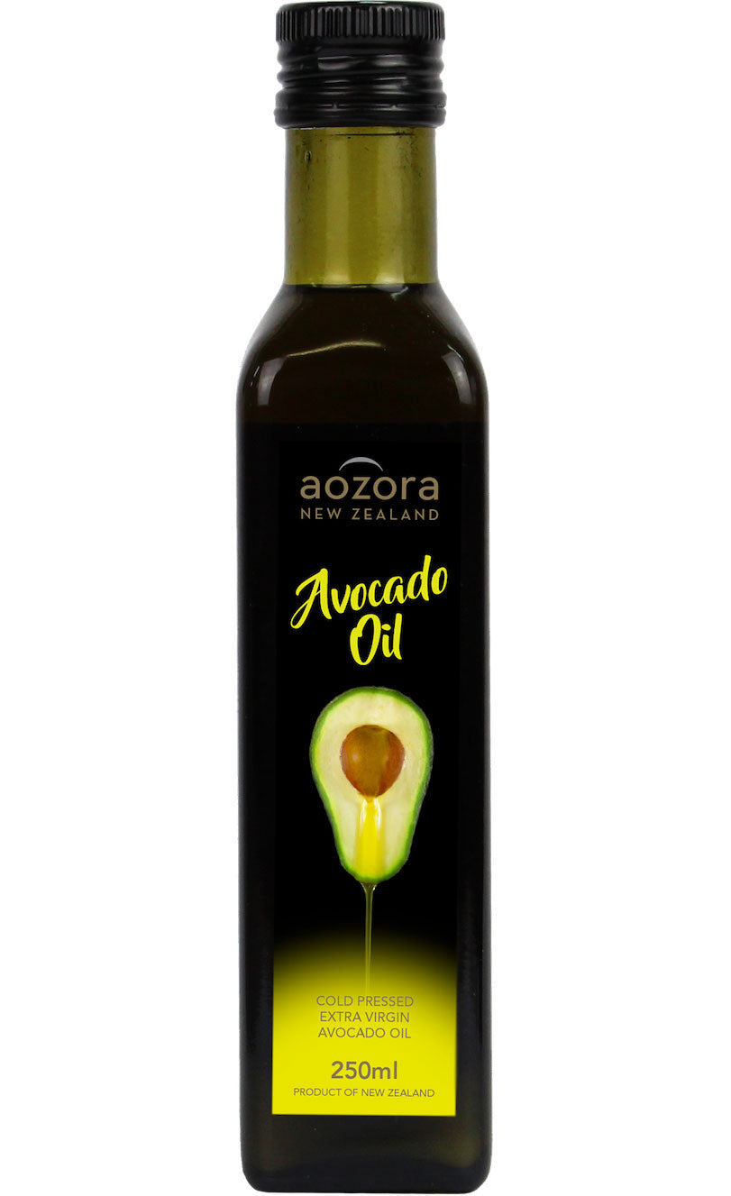 Aozora Cold Pressed Extra Virgin Avocado Oil