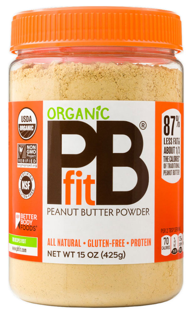 Organic PBfit All-Natural Peanut Butter Powder