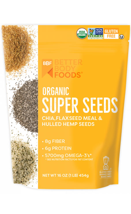 BBF Organic Super Seeds