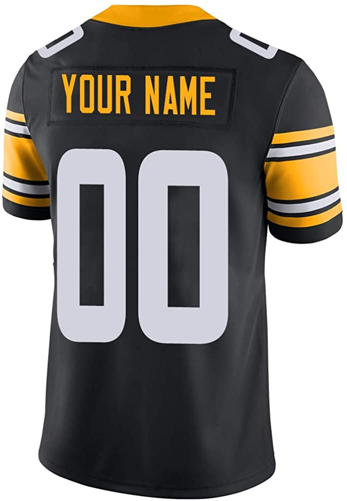Personalized Pittsburgh Steelers #56 Alex Highsmith 2020 New Football Jerseys for Men Women Kids Youth