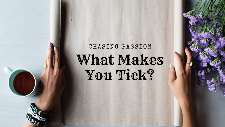 The Pursuit of Passion