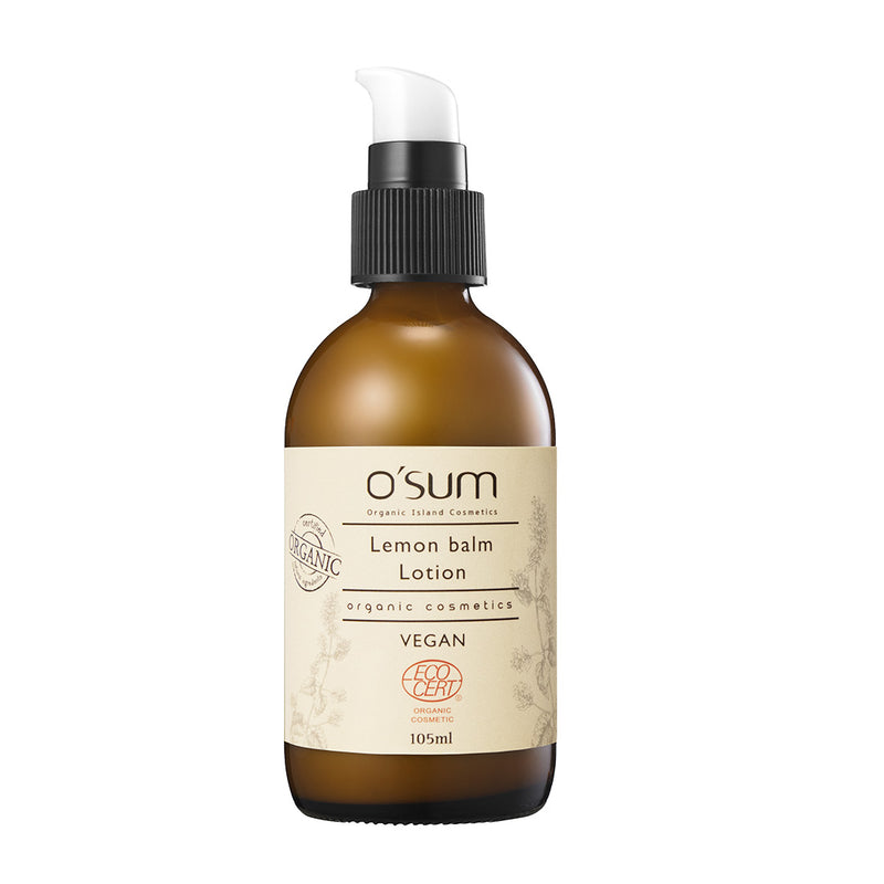 O'SUM Lemon balm Lotion 105ml