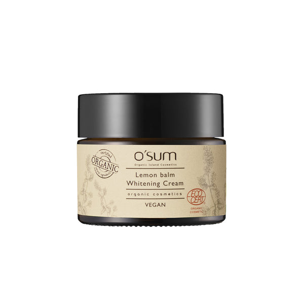 O'SUM Lemon balm Whitening Cream 50ml