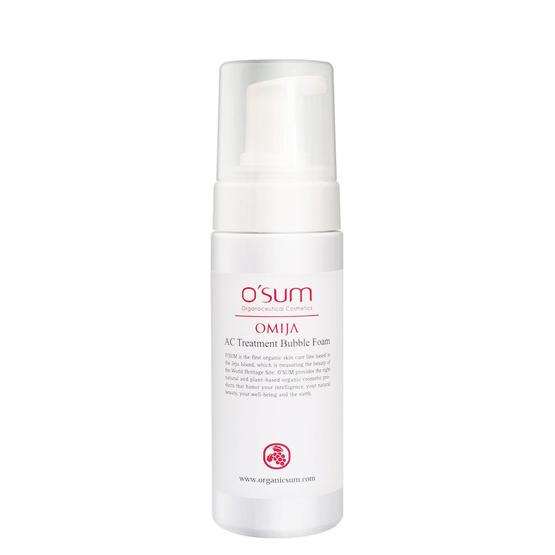 O'SUM OMIJA AC Treatment Bubble Foam 150ml