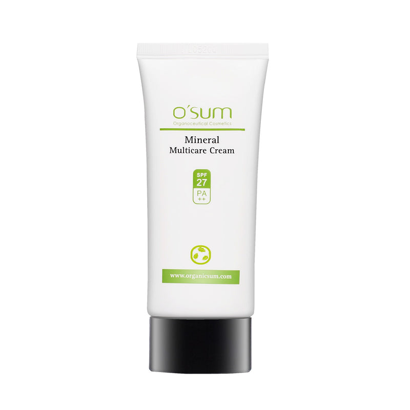 O'SUM Mineral Multicare Cream 50ml SPF27 PA++