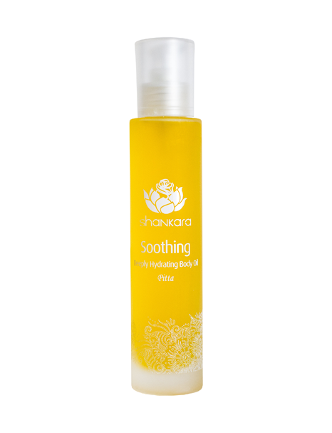 Soothing Body Oil (De-stressing) -  Fine Line (Pitta)