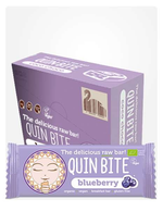 Quin Bite Blueberry box