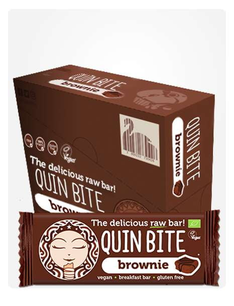 Quin Bite Brownie box