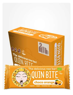 Quin Bite Choco Orange box