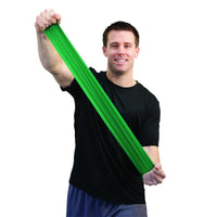 Sup-R Band® Latex Free Exercise Band - 50 yard roll - Green - medium