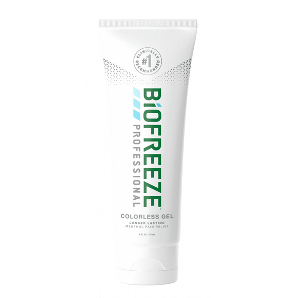 BioFreeze Cold Pain Relieving Gel - 4oz Tube