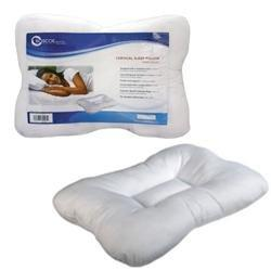Fiber Filled Cervical Indentation Pillow - US MED REHAB