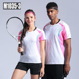 New Tennis Shirt Women/men's Sports Shirt Pol O Badminton Wear Shirts Women Men Table Volleyball cheap jerseys cheap jerseys from china cheap jerseys china 6