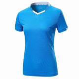 New Badminton Shirt Table Tennis Uniforms Tennis Quick Dry Running Sport Short Sleeve Quick Dry cheap jerseys cheap jerseys from china cheap jerseys china 11