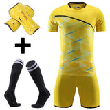 Adult Goalkeeper Soccer Jerseys Men Football Uniforms Men Soccer Clothes Sets Custom Adult Soccer cheap jerseys cheap jerseys from china cheap jerseys china 18