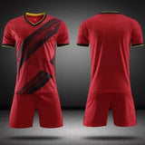 20/21 Blank New Men's Women Kids Soccer Jersey Set Football Match Uniforms Men Soccer Clothing Sets cheap jerseys cheap jerseys from china cheap jerseys china 11