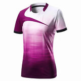 Men Women Short Sleeve Table Tennis Shirts Gym Sport Clothing Badminton Shirt Outdoor Running cheap jerseys cheap jerseys from china cheap jerseys china 3