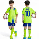 Kids Football Jerseys Boys Soccer Jerseys Set Uniform Survetement Football Kit Girls 2020 Custom cheap jerseys cheap jerseys from china cheap jerseys china 11