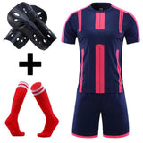 Adult Kids Soccer Jersey Set Survetement Football Kit Custom Men Child Futbol Training Uniforms cheap jerseys cheap jerseys from china cheap jerseys china 14