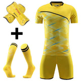 Adult Goalkeeper Soccer Jerseys Men Football Uniforms Men Soccer Clothes Sets Custom Adult Soccer cheap jerseys cheap jerseys from china cheap jerseys china 15