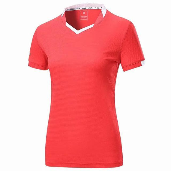 New Badminton Shirt Table Tennis Uniforms Tennis Quick Dry Running Sport Short Sleeve Quick Dry cheap jerseys cheap jerseys from china cheap jerseys china 1
