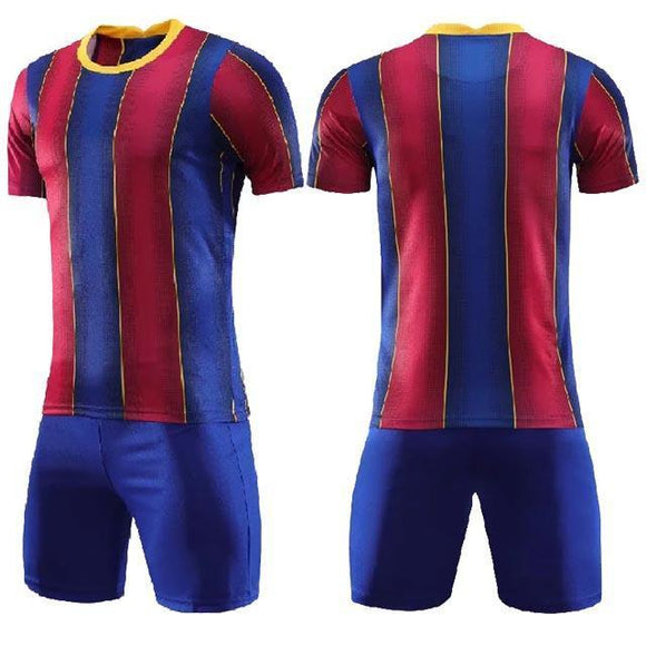 20/21 Blank New Men's Women Kids Soccer Jersey Set Football Match Uniforms Men Soccer Clothing Sets cheap jerseys cheap jerseys from china cheap jerseys china 19