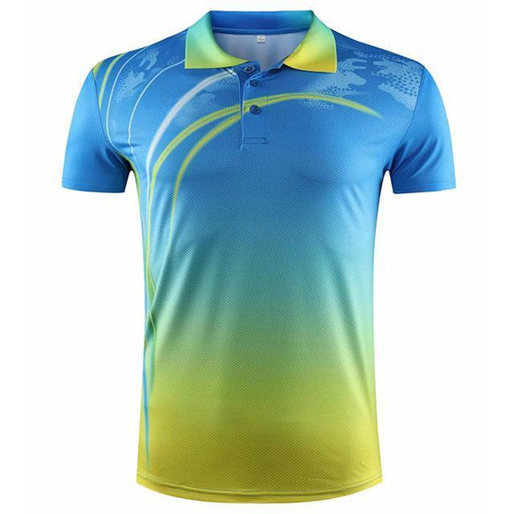2020 Summer Cheap Badminton Shirts Men/women,sport Short-sleeved Polo Shirts Tennis ,table Tennis cheap jerseys cheap jerseys from china cheap jerseys china 4